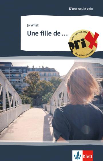 Cover Une fille de ... 978-3-12-592341-6 Jo Witek Französisch