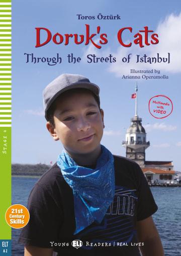 Cover Doruk's Cats 978-3-12-515237-3 Toros Öztürk Englisch