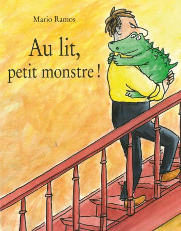 Cover Au lit, petit monstre ! 978-3-12-590012-7 Mario Ramos Französisch