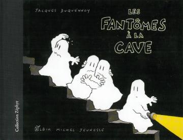 Cover Les fantômes à la cave 978-3-12-590017-2 Jacques Duquennoy Französisch