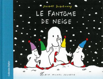 Cover Le fantôme de neige 978-3-12-590016-5 Jacques Duquennoy Französisch