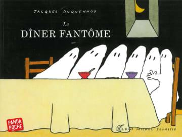Cover Le dîner fantôme 978-3-12-590015-8 Jacques Duquennoy Französisch