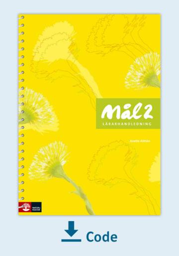 Cover Mål 2 (A2+), Lärarhandledning Webb NP00852779601 Schwedisch