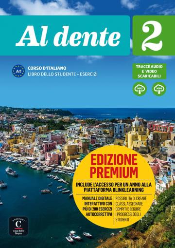 Cover Al dente 2 (A2) 978-3-12-525395-7 Italienisch