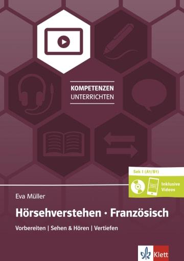 Cover Hörsehverstehen Französisch 978-3-12-525649-1 Französisch