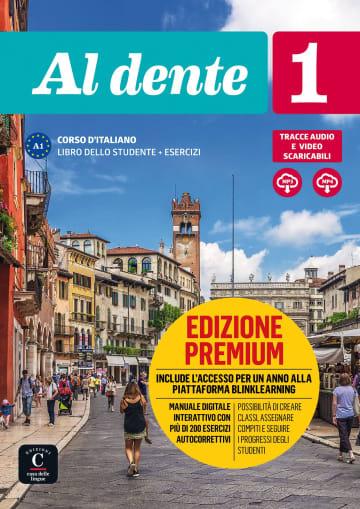 Cover Al dente 1 (A1) 978-3-12-525394-0 Italienisch