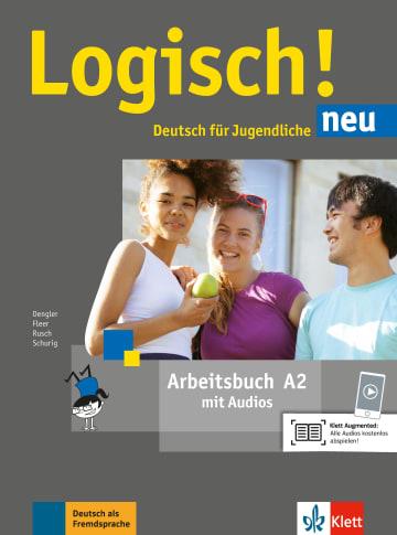 Cover Logisch! neu A2 978-3-12-605212-2 Deutsch als Fremdsprache (DaF),Deutsch als Zweitsprache (DaZ)
