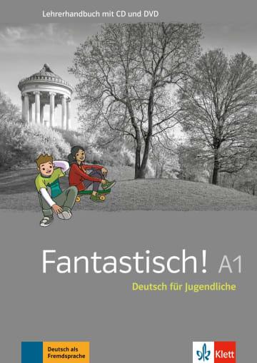 Cover Fantastisch! A1 978-3-12-676713-2 Deutsch als Fremdsprache (DaF)