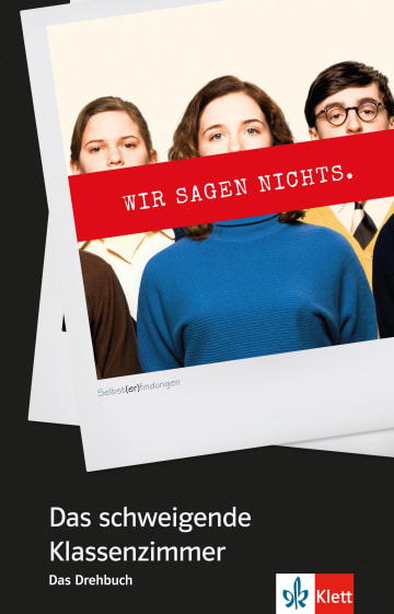 Cover Das schweigende Klassenzimmer. Das Drehbuch 978-3-12-666710-4 Deutsch