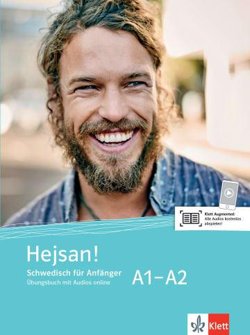 Cover Hejsan! A1-A2 978-3-12-527982-7 Schwedisch