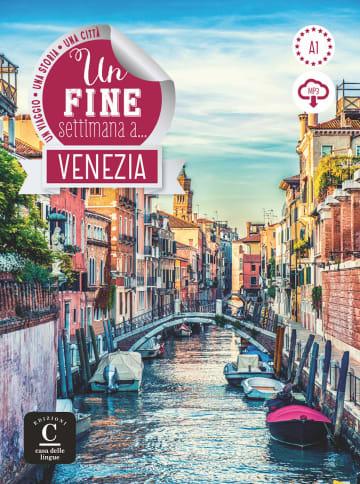 Cover Un fine settimana a Venezia 978-3-12-530046-0 Fidelia Sollazzo Italienisch