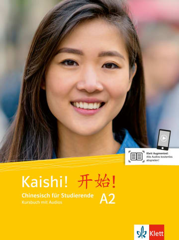 Cover Kaishi! A2 978-3-12-528967-3 Chinesisch
