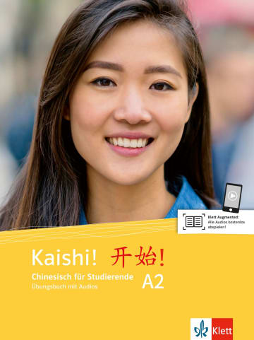 Cover Kaishi! A2 978-3-12-528968-0 Chinesisch