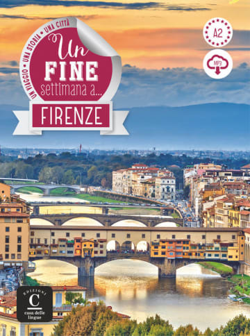 Cover Un fine settimana a Firenze 978-3-12-530049-1 Italienisch
