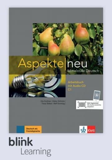 Cover Aspekte neu C1 - Digitale Ausgabe mit LMS NP00860503602 Deutsch als Fremdsprache (DaF)