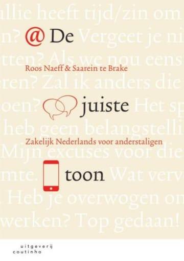 Cover De juiste toon (B1+) 978-3-12-528808-9 Niederländisch