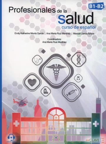 Cover Profesionales de la salud B1-B2 978-3-12-515669-2 Spanisch