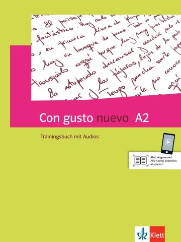 Cover Con gusto nuevo A2 978-3-12-514678-5 Spanisch