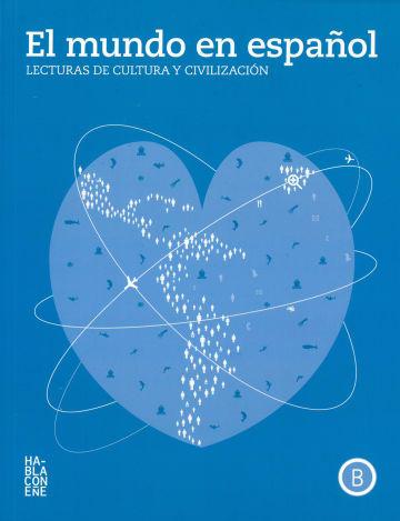 Cover El mundo en español 978-3-12-526983-5 Spanisch