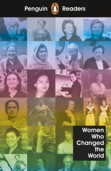 Cover Women Who Changed the World 978-3-12-578364-5 Sue Leather Englisch