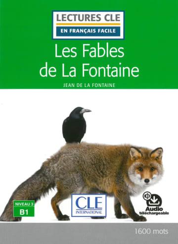 Cover Les fables de la Fontaine 978-3-12-593204-3 Jean de La Fontaine Französisch