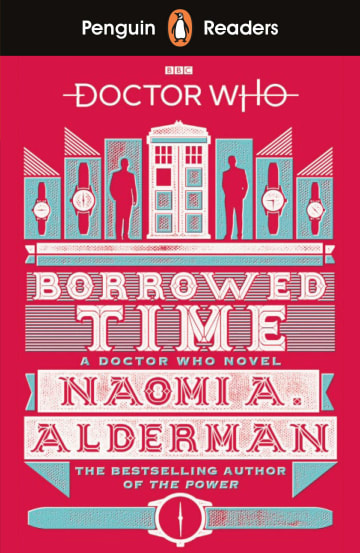Cover Doctor Who: Borrowed Time 978-3-12-578361-4 Englisch