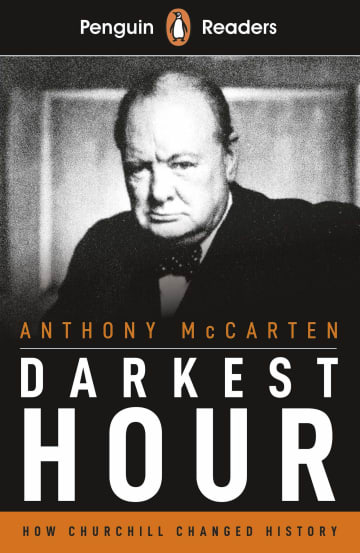 Cover Darkest Hour 978-3-12-578362-1 Anthony McCarten Englisch