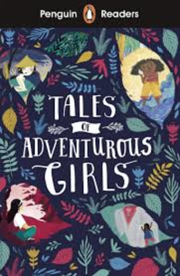 Cover Tales of Adventurous Girls 978-3-12-578365-2 Fiona Mauchline Englisch