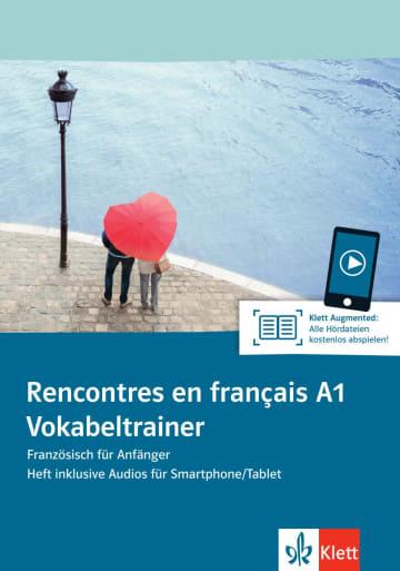 Cover Rencontres en français A1 978-3-12-529646-6 Französisch