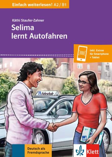 Cover Selima lernt Autofahren 978-3-12-674932-9 Käthi Staufer-Zahner Deutsch als Fremdsprache (DaF)