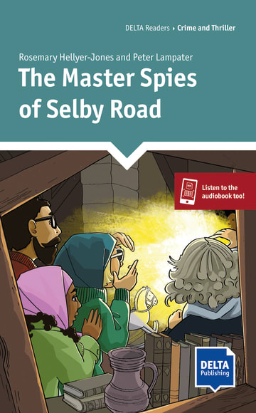 Cover The Master Spies of Selby Road 978-3-12-501127-4 Englisch