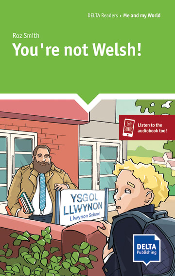 Cover You're not Welsh! 978-3-12-501128-1 Englisch