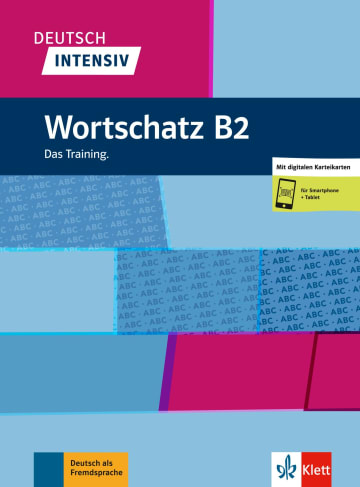Cover Deutsch intensiv Wortschatz B2 978-3-12-675078-3 Deutsch als Fremdsprache (DaF)