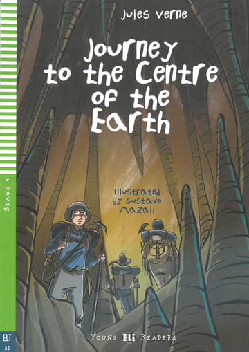 Cover Journey to the Centre of the Earth 978-3-12-515253-3 Englisch