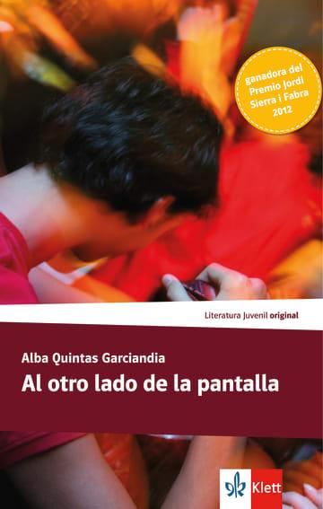 Cover Al otro lado de la pantalla 978-3-12-535778-5 Spanisch