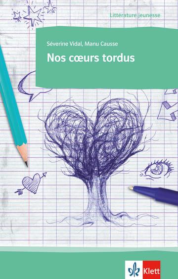 Cover Nos coeurs tordus 978-3-12-592147-4 Französisch