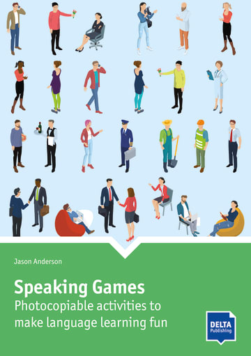 Cover Speaking Games 978-3-12-501740-5 Englisch