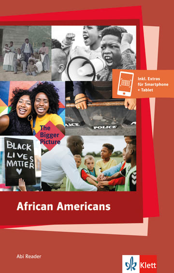 Cover African Americans - History, Politics and Culture 978-3-12-580016-8 Englisch