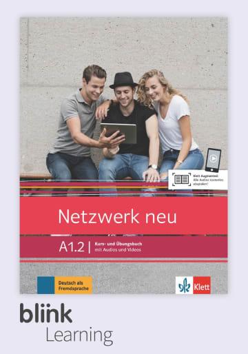 Cover Netzwerk neu A1.2 - Digitale Ausgabe mit LMS NP00860715592 Deutsch als Fremdsprache (DaF)