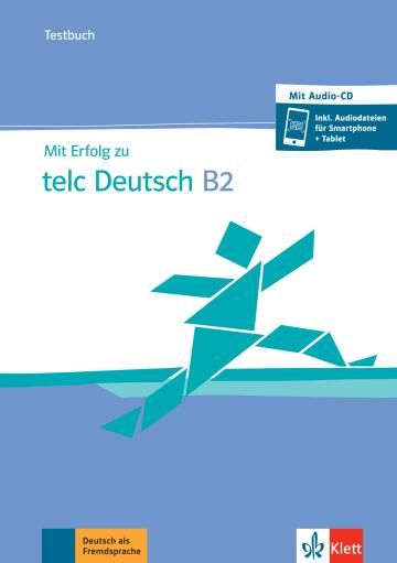 Cover Mit Erfolg zu telc Deutsch B2 978-3-12-676824-5 Deutsch als Fremdsprache (DaF)