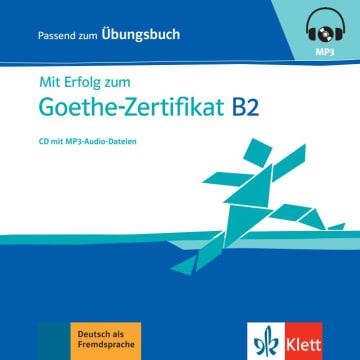 Cover Mit Erfolg zum Goethe-Zertifikat B2 978-3-12-675158-2 Deutsch als Fremdsprache (DaF)
