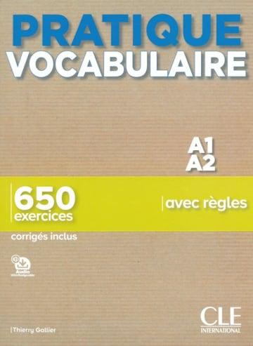 Cover Pratique vocabulaire 978-3-12-526052-8 Französisch