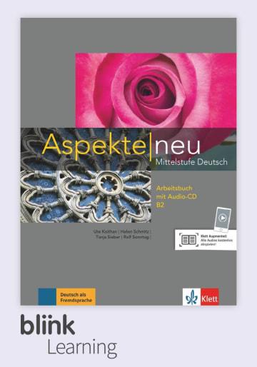 Cover Aspekte neu B2 - Digitale Ausgabe mit LMS NP00860502692 Deutsch als Fremdsprache (DaF)