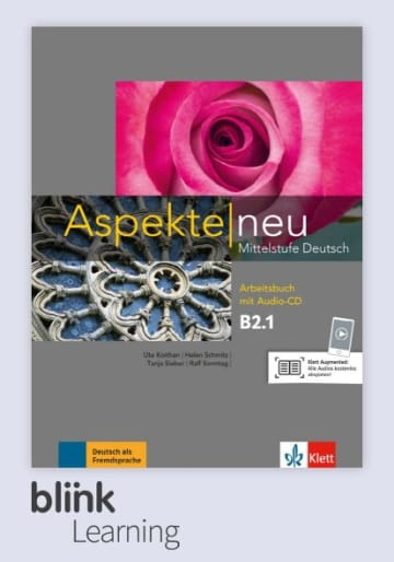 Cover Aspekte neu B2.1 - Digitale Ausgabe mit LMS NP00860502693 Deutsch als Fremdsprache (DaF)