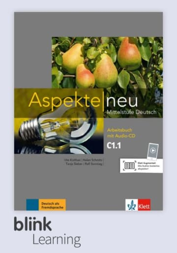 Cover Aspekte neu C1.1 - Digitale Ausgabe mit LMS NP00860503603 Deutsch als Fremdsprache (DaF)