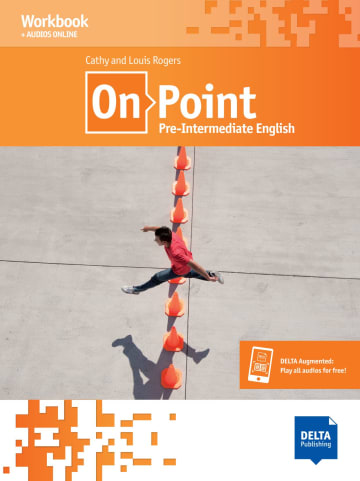 Cover On Point B1 978-3-12-501264-6 Englisch