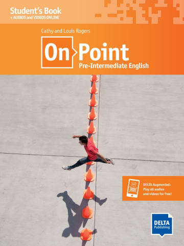 Cover On Point B1 978-3-12-501263-9 Englisch