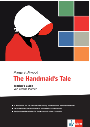 Cover The Handmaid's Tale 978-3-12-577698-2 Verena Plomer, Margaret Atwood Englisch