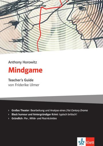 Cover Mindgame 978-3-12-575215-3 Anthony Horowitz, Friderike Ulmer Englisch