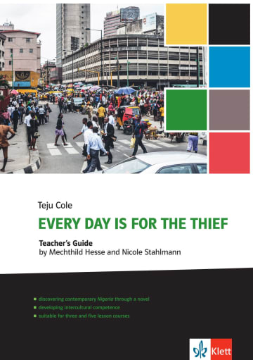Cover Every Day is for the Thief 978-3-12-579909-7 Englisch